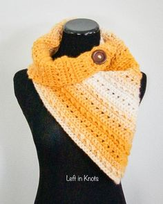 Warm up your winter with these bright sunny colors! The Winter Rays Scarf is the sixth free pattern in Seven Days of Scarfie :)