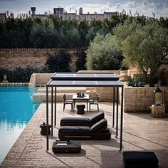 Shibuya #pergola #shibuya #ferrucciolaviani #laviani #pool #terrace #unopiu #unopiu_spa #design #outdoors #furniture #waprolace #eden #puglia #sea #savelletri #furnituredesign #sun #italianstyle #italy #architecture #