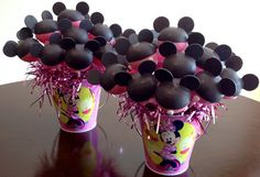 Minnie Mouse -- Bake A Wish