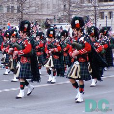 New York City Fire Department Emerald Society Pipes and Drums