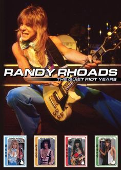 Randy Rhoads the Quiet Riot Years (2012)
