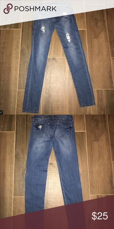 Special A skinny station jeans Very flattering skinny jeans! Size 7 Pants Skinny