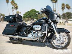 2012 Harley-Davidson CVO Street Glide FLHXSE3 | Baggers