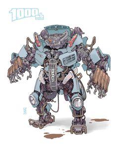 Transformer1000mb by michalivan on DeviantArt