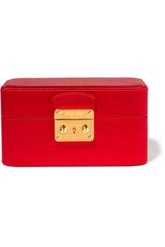 99739db85875 Miu Miu - Satin Jewelry Box - Red - one size
