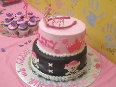 Princesses and Pirates — Children's Birthday Cakes