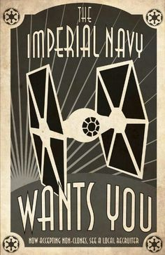 The Imperial Navy Wants You!