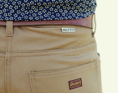 Iron & Resin Team up with Dickies 1922 Line For Print Shirts & Chinos