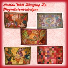 """Indian Wall Hanging Tapestry"" by mogulinteriordesign on Polyvore"