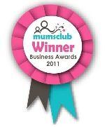 Premio miglior prodotto 2011 da mumsclub per le nostre collane per dentizione
