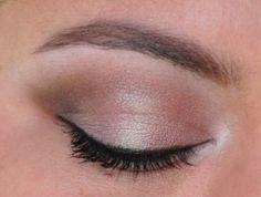 Soft, smoky grey eye with @BFTE Cosmetics Wicked