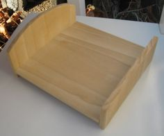 making doll furniture in wood. Wooden Dollhouse Furniture - Bunk Bed   Dollhouse, And Waldorf Dolls Making Doll In Wood L