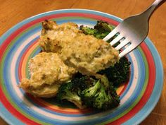 What I Gather: Green Chile Salmon Muffins