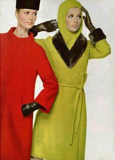 Nina Ricci - Jeanne Lanvin 1966