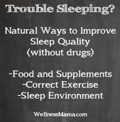 Are You Sleeping Enough?  Your body works hard while you are sleeping to rebuild and clean itself. If you aren't sleeping enough, your body is functioning optimally.