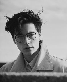 Cole Sprouse for L'uomo Vogue