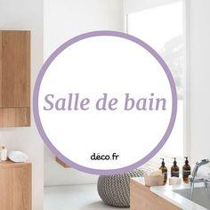 Dans la maison, le bien-être se cultive dans la salle de bains. C'est là que l'on se ressource le temps d'une douche ou d'un bain, c'est là que l'on prend du temps pour soi pour se raser, se (dé)maquiller, appliquer des produits de soin ou se brosser les dents. http://www.deco.fr/deco-piece/decoration-salle-de-bains/
