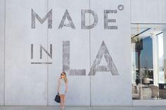 Made In LA, Los Angeles