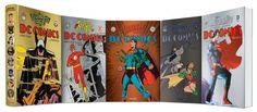 Taschen's 'Golden Age of DC Comics' Explores Superhero History - Hollywood Reporter