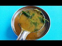 Bassaru Recipe / Dill Leaves Rasam / Coastal Food - YouTube Coastal, Leaves, Fruit, Ethnic Recipes, Youtube, Food, Essen, Meals, Youtubers