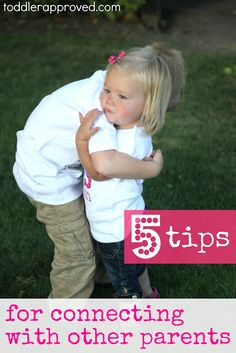 Toddler Approved!: 5 Tips for Connecting with Other Parents