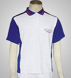 The Prince of Tennis Seishun Academy Summer T-shirt Cosplay Costume The Prince Of Tennis, Japanese School Uniform, Anime Cosplay Costumes, T Shirt Costumes, Summer Tshirts, Polo Ralph Lauren, Mens Tops, Clothes, Fashion