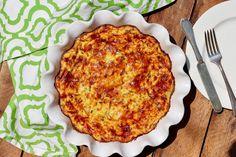 Zucchini Quiche Recipe #Zucchini #Zucchinipie #Zucchiniquiche #Zucchinirecipes