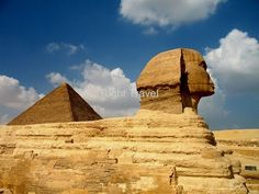 Egpyt Cairo Sphinx http://www.righttravel.info/country/egypt-1.html