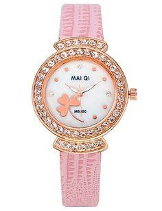 SKLIT Damenmode Luxus Strass Blume Armbanduhr - http://uhr.haus/sklit-watches/sklit-damenmode-luxus-strass-blume-armbanduhr