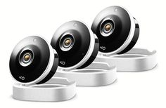 Oco Wireless Surveillance HD Video Monitoring Security Camera, 3 Pack ^^ Don't get left behind, see this great dog product : Dog Training and Behavior Aids