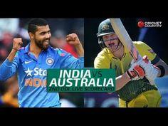 Statistical highlights India vs Australia, 3rd T20I