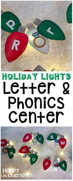 Holiday Lights Liter