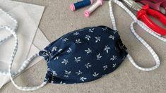 Fabric Crafts, Sewing Crafts, Diy Crafts, Sewing Magazines, Textiles, Diy Face Mask, Refashion, Sewing Hacks, Drawstring Backpack