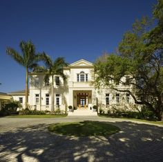 Cliff Scholz - traditional - exterior - tampa - Clifford M. Scholz Architects Inc.