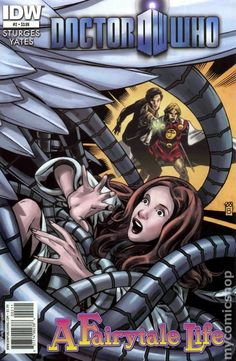 Doctor Who Fairytale Life (2011 IDW) 2A