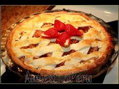 Kuchen de Manzana!! Ñaaam!
