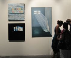 Expositie 'Las Palmas II - R'dam'