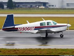 Mooney M-20E Chapparal aircraft picture