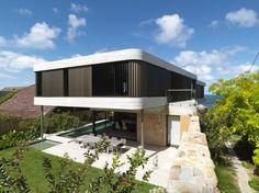 Gordons Bay House by Luigi Rosselli Architects   © Justin Alexander