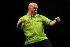 Michael van Gerwen Nr 1 Darts Player in the world