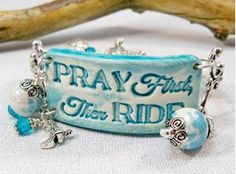 Picture of Turquoise Western Cowgirl Bracelet