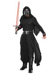 Star Wars 7 Kylo Ren Kostüm