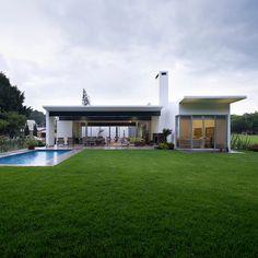 Vista Exterior | Casa SP11 | JAR jaspeado arquitectos
