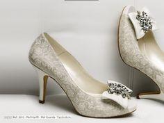 Customiser ses chaussures de mariage