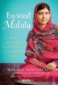 Read I Am Malala: How One Girl Stood Up for Education and Changed the World children book by Malala Yousafzai . The bestselling memoir by Nobel Peace Prize winner Malala Yousafzai.I Am Malala. This is my story. Malala Yousafzai, Mighty Girl Books, Good Books, Books To Read, Children's Books, Amazing Books, Comic Books, World Winner, Nobel Peace Prize