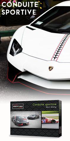 1cf6dae9e319 Coffrets Prestige   Conduite sportive — Idée Cadeau Québec. Offrez une  expérience de conduite mémorable ...
