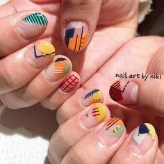 #nails #nailsofinstagram #nailart #gelnails #nails #naildesigns #nailstagram #nailswag #nailstyle #nailfashion #art #artwork #newyork #customnails #手绘 #美甲