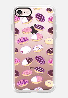 Casetify iPhone 7 Classic Grip Case - Donut be Jelly! by Stephani Stilwell #Casetify