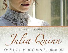 "Novo capítulos de ""Os Bridgertons"" de Julia Quinn"