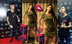 Ready or my Poker Star Neymar, Poker, Stars, Sterne, Star